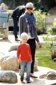 Naomi Watts with son Sasha