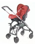 Avio with infant car seat