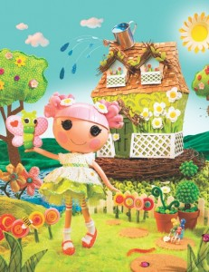 MGA Entertainment To Introduce 3 New Lalaloopsy Characters