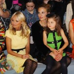 Kristin Chenoweth with Elisabeth and Grace Hasselbeck