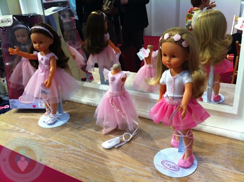 2011 Les Cheries Ballerinas
