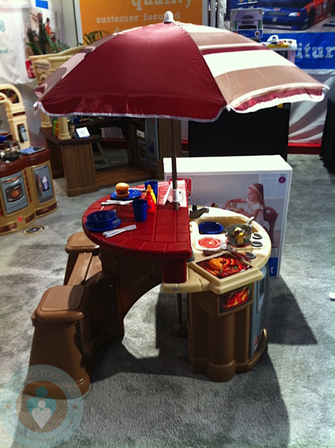 Step 2 Outdoor Picnic Table Kitchen Growing Your Baby