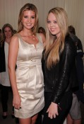 Ivanka Trump and sister Tiffani