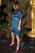 Natalie Portman At Oscars Luncheon