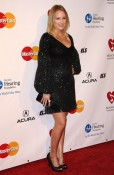 Recording artist Jewel arrives at 2011 MusiCares Event