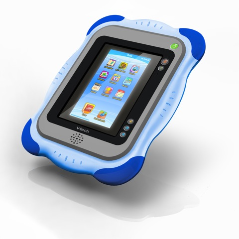 VTech To Introduce New Kid's Tablet ~ InnoPad