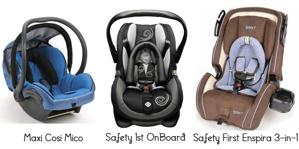 RECALL: Cosco, Maxi-Cosi, and Safety 1st Child Restraint System ...