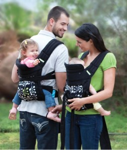 Featured Review ~ Infantino's EcoSash Wrap & Tie Carrier