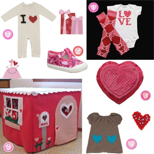 Hearts & Smiles! Ideas For Your Little Valentine