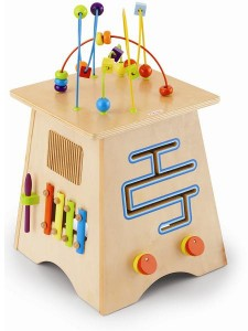 RECALL: Manhattan Group ~ Parents Wooden Activity Toys Due to Choking Hazard