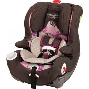 graco introduces industry first all in one car seat with stay in car base. Black Bedroom Furniture Sets. Home Design Ideas