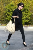 Selma Blair out and about in Los Angeles