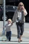 Naomi Watts with son Sammy