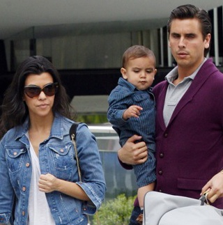 Kourtney Kardashian and Scott Disick Are Expecting Baby #2!
