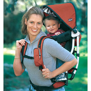 Feature Review: Chicco Smart Support Backpack