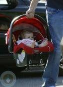 Aviana LeGallo at the park