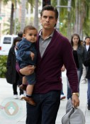 Scott and Mason Disick