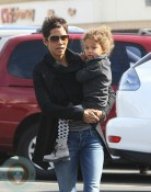 Halle Berry and daughter Nahla Aubry