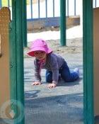 Billie Dane at the Park