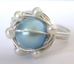 Mu-Yin Jewelry- Sky Nest Ring