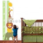 Pink N Blue Baby - Animal Growth Chart