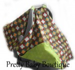 Pretty Baby Bowtique - Carseat Cover