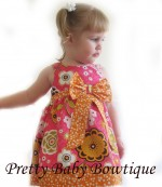 Pretty Baby Bowtique - Dress