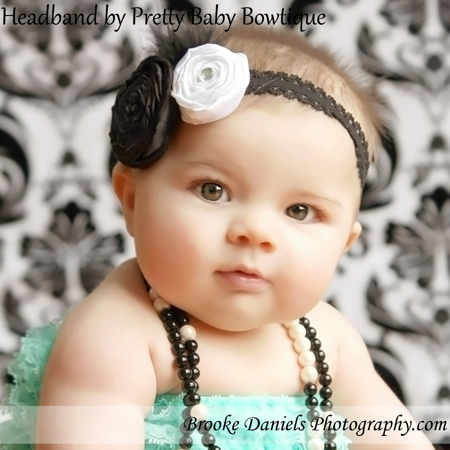 Etsy Retailer Profile:  The Pretty Baby Bowtique