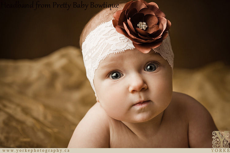 Pretty Baby Bowtique Headbands Growing Your Baby