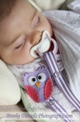 Pretty Baby Bowtique - Soother Clip
