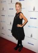 Pregnant Rachel Zoe at the Golden Globes 2011