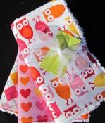 Sunfire Creative - Cotton Chenille Burpcloth Set