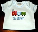 Sunfire Creative - Personalized Train Shirt