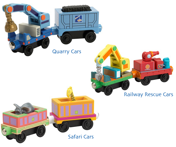 Learning Curve Expands Their Popular Chuggington Wooden