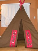 nickmaxmama - Big Teepee -Personalized