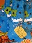 nickmaxmama - Monster Doll