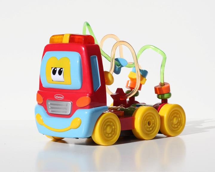 RECALL: 42,000 Infantino Toy Activity Trucks Due to Choking Hazard
