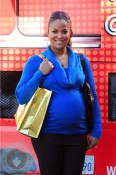 Laila Ali at Boom Boom Room Gifting Suite