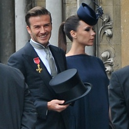 David and Victoria Beckham Welcome a Baby Girl!