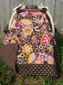 Baby Bliss - McKenna Carseat Canopy
