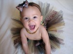 Baby Blush Boutique - Leopard Tutu