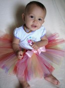 Baby Blush Boutique - Spring Fun Colors Tutu