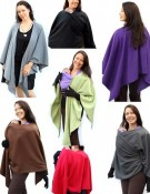 Baby Ette - Babywearing Wrapping Poncho