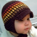 Citefuzz - Cotton Helmet Hat - Retro Brown