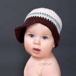 Citefuzz - Cotton Mod Tot - Bebop Brim Hat TM