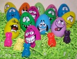 Gaddy Nipper Crayons - Peter Cottontail -- Easter Crayons