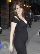 Tina Fey At the Letterman Show