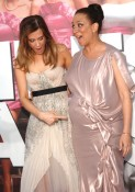 Kristin Wiig with A Pregnant Maya Rudolph at the Premiere of Bridesmaids