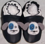 Soft Soul Baby Shoes - SOFTSOUL leather baby shoes navy