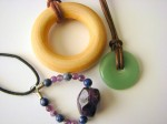 Stones of Healing - The Ultimate Nursing Necklace Gift Set
